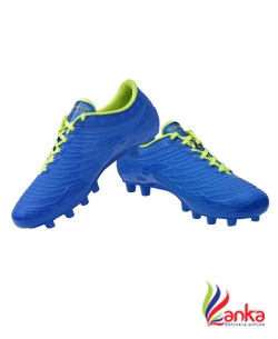 Nivia Dominator Football Shoes For Men  (Blue)