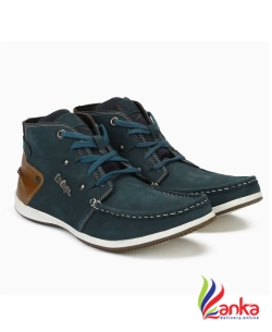 Lee Cooper Casual Shoes For Men  (Navy)