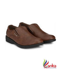 Provogue PRO-CAP-AW1014 Slip On For Men  (Brown)
