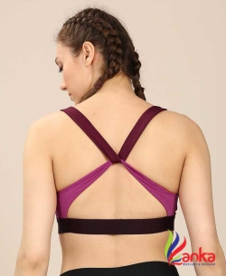 ADIDAS Women Sports Heavily Padded Bra  (Multicolor)
