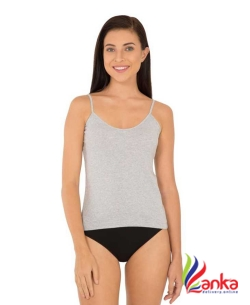 Jockey Women Grey Camisole