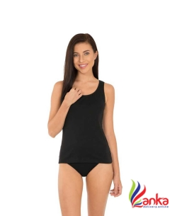 Jockey Women Black Camisole02