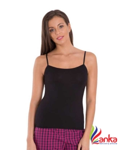 Jockey Women Black Camisole01