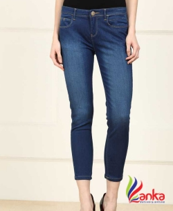 Jealous 21 Slim Women Blue Jeans